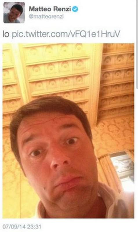 renzi-selfie